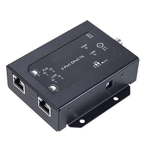 Veiligheid Voor Alles 2 Port EPoC TX adapter