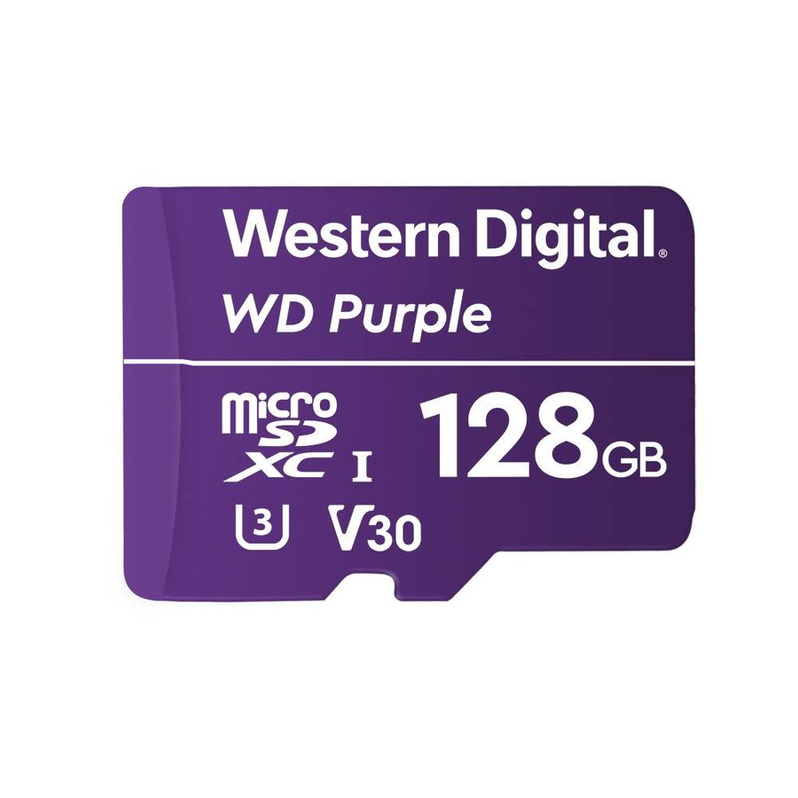 256GB Purple microSD Card