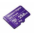 Western Digital (WDC) 256GB Purple microSD Card