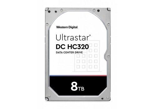 """Western Digital (WDC) Ultrastar 8TB 7.200 rpm 3.5"""" SATA Enterprise HDD 24/7"""