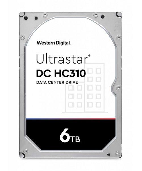 """Western Digital (WDC) Ultrastar 6TB 7.200 rpm 3.5"""" SATA Enterprise HDD 24/7"""