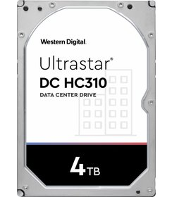 Ultrastar 4TB 7.200 rpm 3.5 SATA Enterprise HDD 24/7
