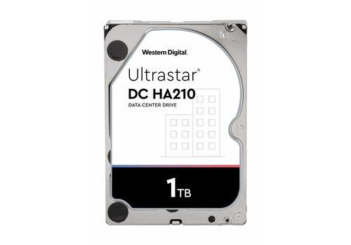 Western Digital (WDC) Ultrastar 1TB 7.200 rpm 3.5 SATA Enterprise HDD 24/7