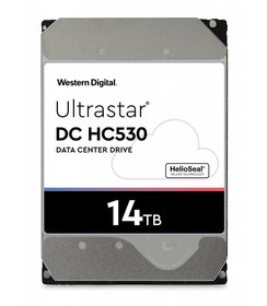 "WD Ultrastar 14TB 7.200 rpm 3.5"" SAS 24/7"