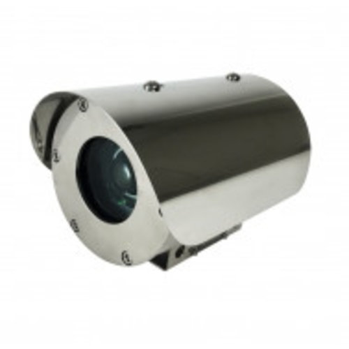 Smart Cloud 2MP CMOS H.265 30FPS, EXPLOSION PROOF CAMERA, 5-50MM MOTORIZEDLENS, IP69K, IK10, POE/DC12V, 10X AF LENS