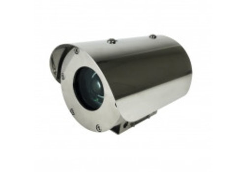 Smart Cloud 2MP CMOS H.265 30FPS, EXPLOSIONPROOF CAMERA, 4.5-135MMMOTORIZED LENS, IP69K, IK10,POE/DC12V 30X AF
