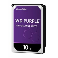 "10TB 7.200 rpm 3.5"" SATA Surveillance HDD Purple"
