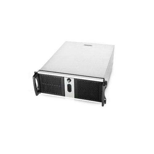"Veiligheid Voor Alles 19"" 4U-465mm VMS Server/NVR I7 2 x 3TB Surveillance"