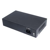 6-Port AF PoE Switch with 4 PoE Ports and 2 Uplink Ethernet