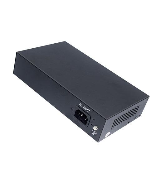 Smart Cloud 6-Port AF PoE Switch with 4 PoE Ports and 2 Uplink Ethernet