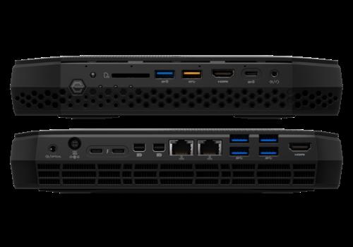 Smart Security NUC Intel Core i7-8705G Radeon RX Vega M GL Graphics