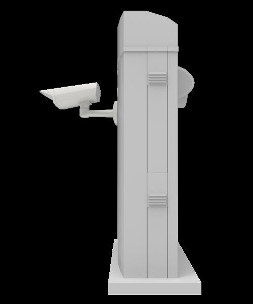 Avutec Gatekeeper, IoT ANPR sensor, 2-8 meters, 15 fps.