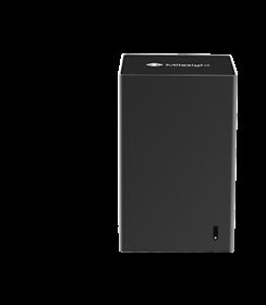 MS-N1009-UPT, 9CH NVR met 4 x PoE