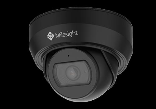 Milesight MS-C5375-EPB - Black, 5MP, Starlight + VCA & PoE, AF Motorized