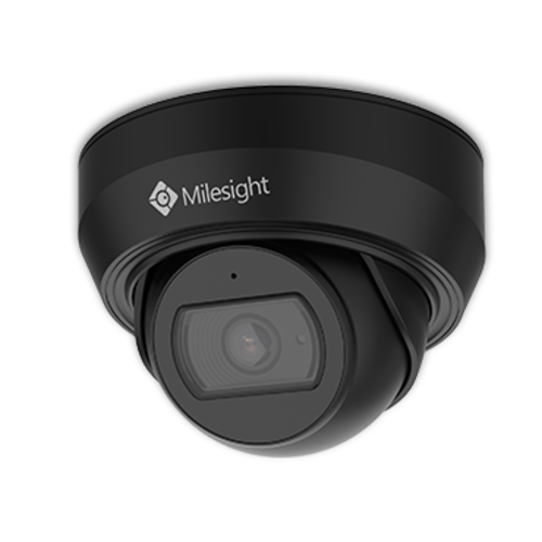 Milesight MS-C5375-EPB - Black, 5MP, Starlight + VCA & PoE, AF Motorized