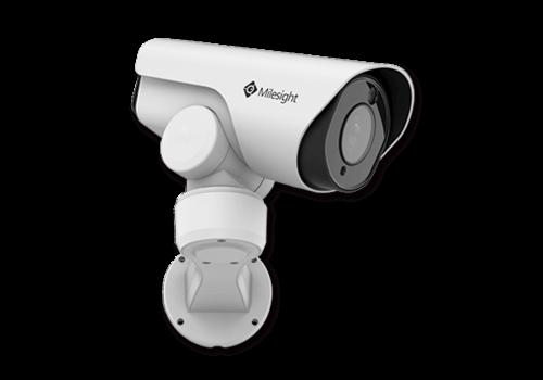 Milesight MS-C5361-HEPB/V, 5MP, 12 x H.265 PTZ Bullet Camera PoE, AF Motorized + VCA