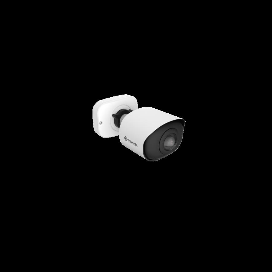 H.265+ 180°Panoramic Mini Bullet Network Camera