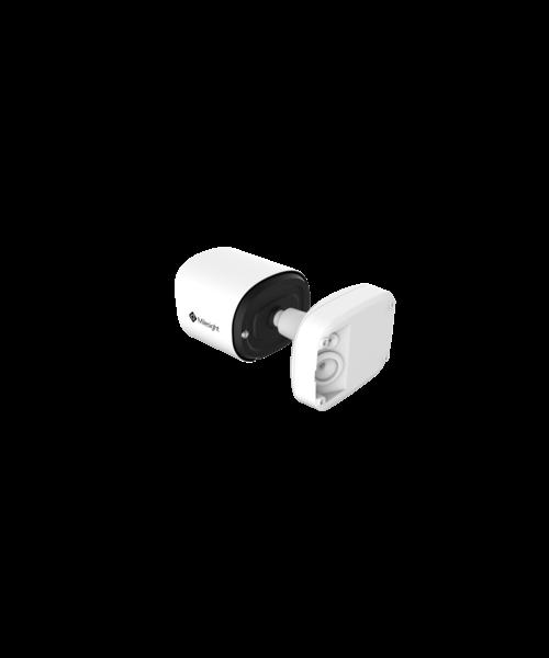 Milesight H.265+ 180°Panoramic Mini Bullet Network Camera
