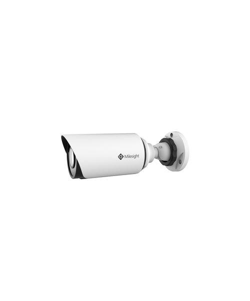 Milesight 5MP H265+ Motorized Mini Bullet, PoE
