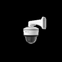 12X H.265+ Mini PoE PTZ Dome Network Camera