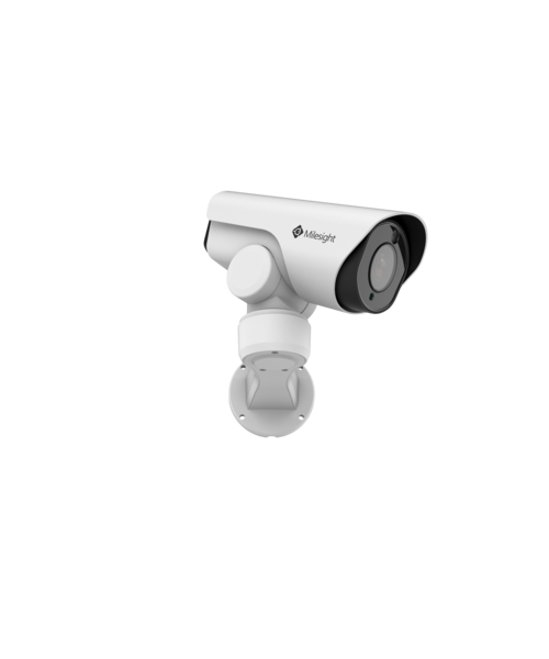 Milesight MS-C2961-QELPB, 2MP LPR 12 x H.265+ Mini PoE PTZ Bullet