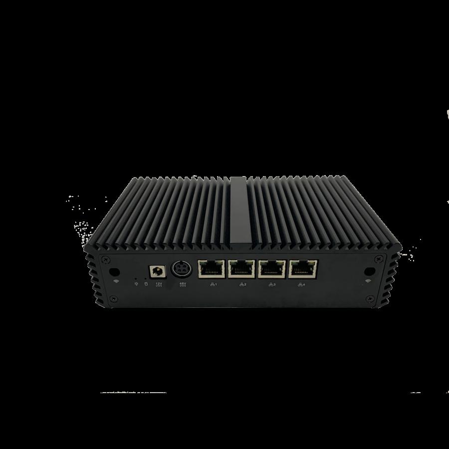 NX1 4*PoE - Nx Witness Mini Server