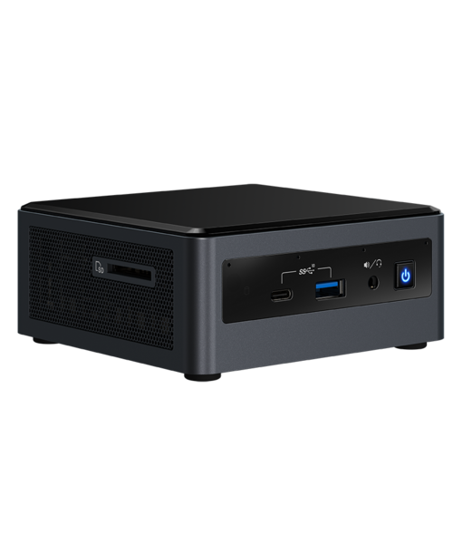 Veiligheid Voor Alles VMS Client Intel®  NUC I5 H incl. HDD - NX Witness Client - Linux
