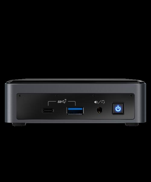 Veiligheid Voor Alles VMS Client Intel® NUC I7 - NX Witness Client - Linux