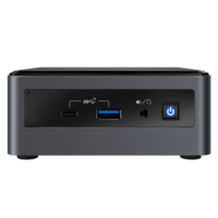 VMS Client Intel® NUC I7 H incl HDD - NX Witness Client - Linux