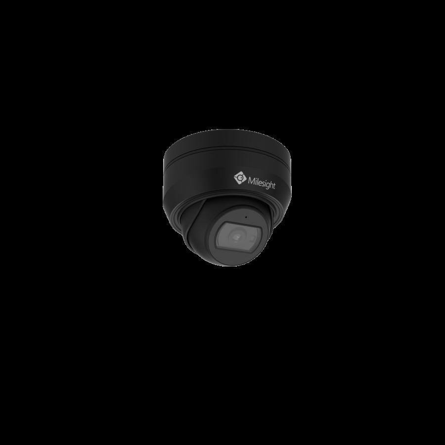MS-C5375-EPB/BM - Black, 5MP, Starlight + VCA & PoE, AF Motorized + I/O