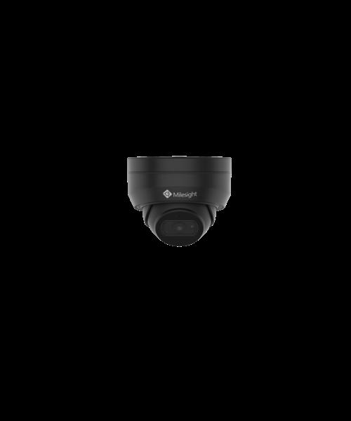 Milesight MS-C5375-EPB/BM - Black, 5MP, Starlight + VCA & PoE, AF Motorized + I/O