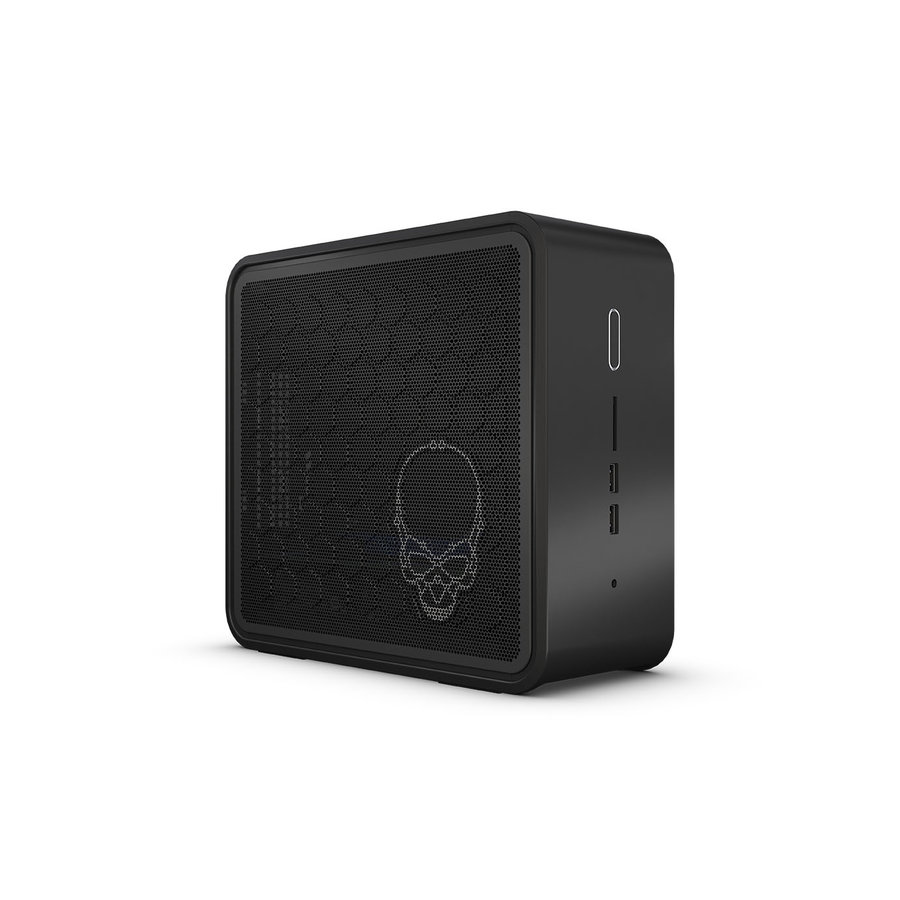 Intel® 9th Generation I7-NUC, 16GB, 240GB SSD, W10Pro, Quadro P620