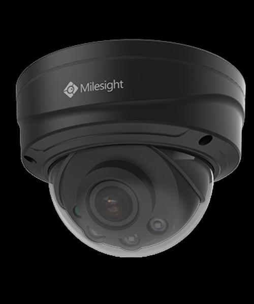 Milesight MS-C5372-FIPC 7-22/SB - AI 5MP H.265 Motorized Pro Dome Network Camera