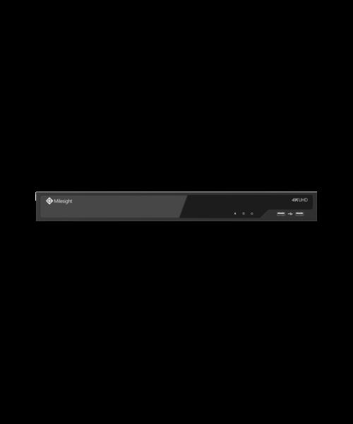 Milesight MS-N5008-UPC - 8CH 4K H.265 PoE NVR