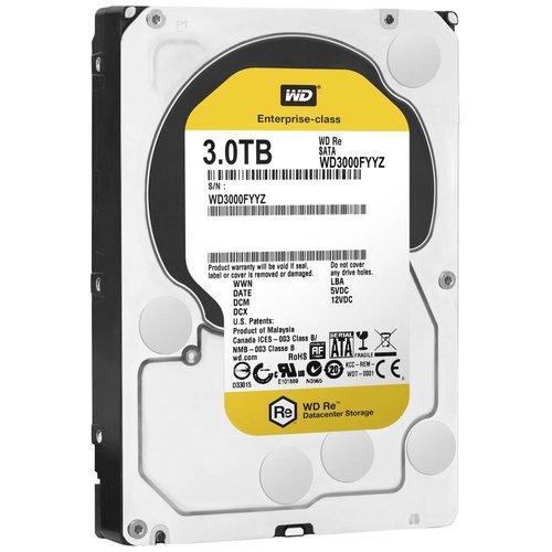 "Western Digital (WDC) 3TB 7.200 rpm 3.5"" SATA 6GB/S RE"
