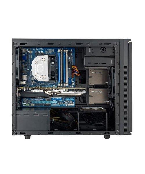 Veiligheid Voor Alles Silent Client Intel I3/8GB/1TB