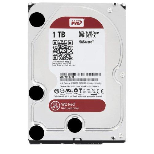 """Western Digital (WDC) 1TB IntelliPower 3.5"""" SATA 6 Gb/s RED"""
