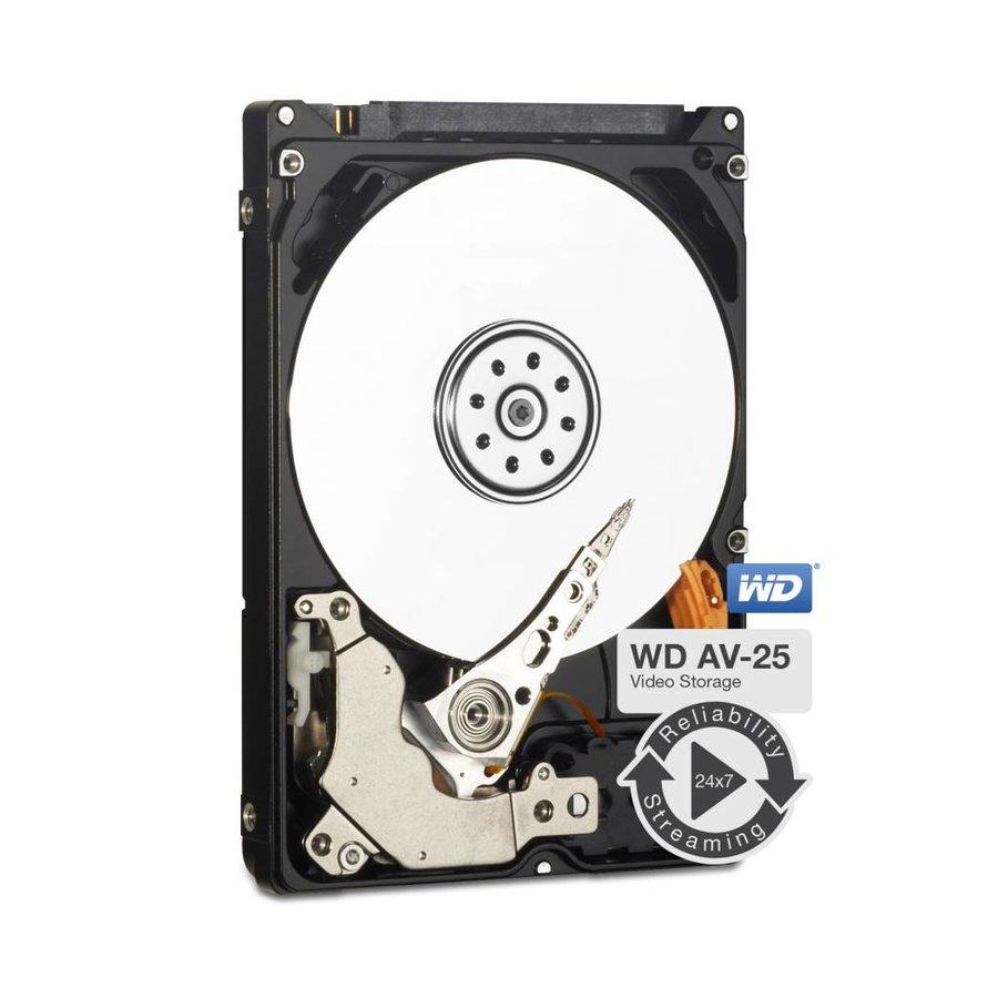 """500GB AV-GP 2.5"""" SATA 3 Gb/s"""