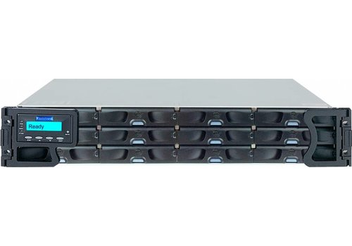 Infortrend ESDS S12E-G2251 - 10GbE iSCSI Channel Host Connections - 6G SAS Drive Channel