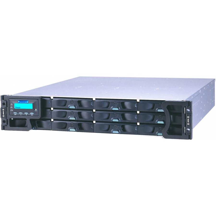ESDS S12E-G2251 - 10GbE iSCSI Channel Host Connections - 6G SAS Drive Channel