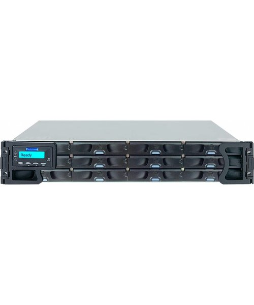 Infortrend ESDS S12E-R2251 - 10GbE iSCSI Channel Host Connections - 6G SAS Drive Channel