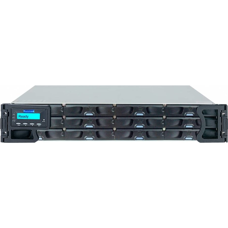 ESDS S12E-R2251 - 10GbE iSCSI Channel Host Connections - 6G SAS Drive Channel