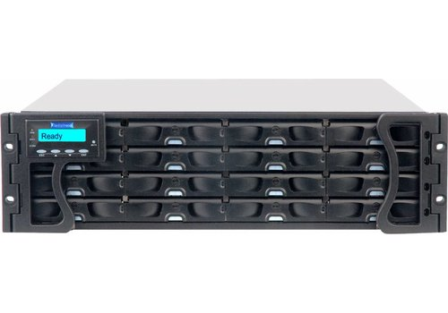 Infortrend ESDS S16E-G2251 - 10GbE iSCSI Channel Host Connections - 6G SAS Drive Channel