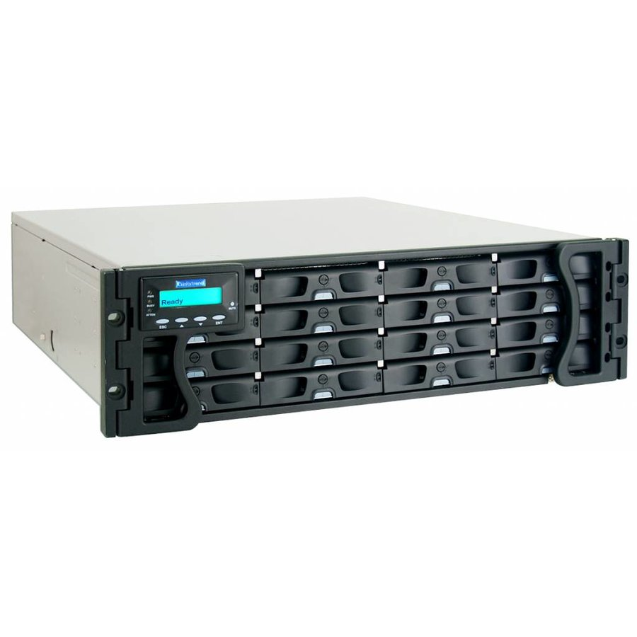 ESDS S16E-R2251 - 10GbE iSCSI Channel Host Connections - 6G SAS Drive Channel