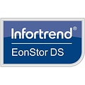 Infortrend ESDS S16E-R2251 - 10GbE iSCSI Channel Host Connections - 6G SAS Drive Channel
