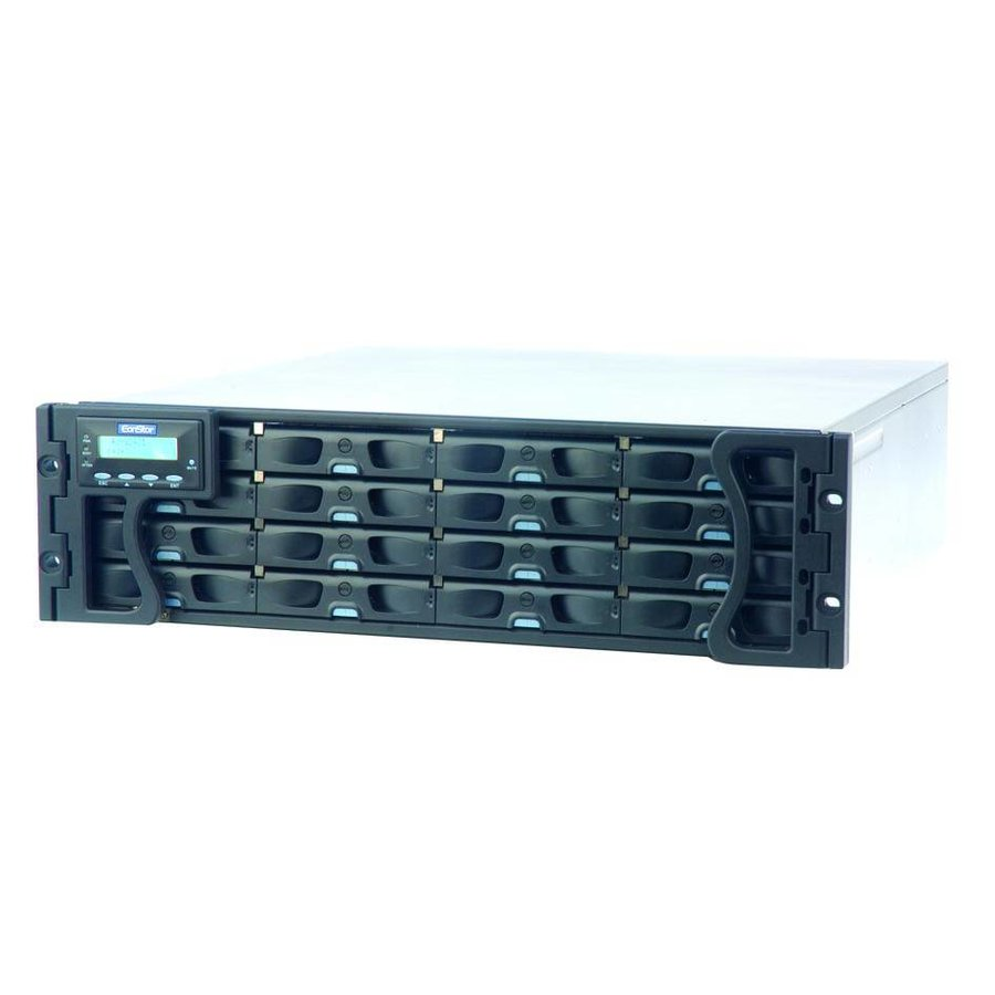 ESDS S16E-G2142-6A - 1GbE iSCSI Channel Host Connections - 6G SAS Drive Channel