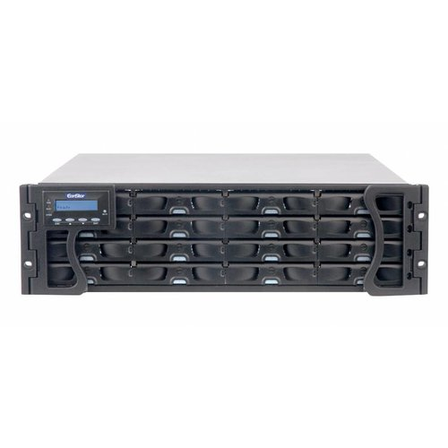 Infortrend ESDS S16E-R2142-6A - 1GbE iSCSI Channel Host Connections - 6G SAS Drive Channel