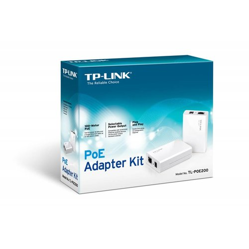 TP-Link Power over Ethernet Adapter Kit
