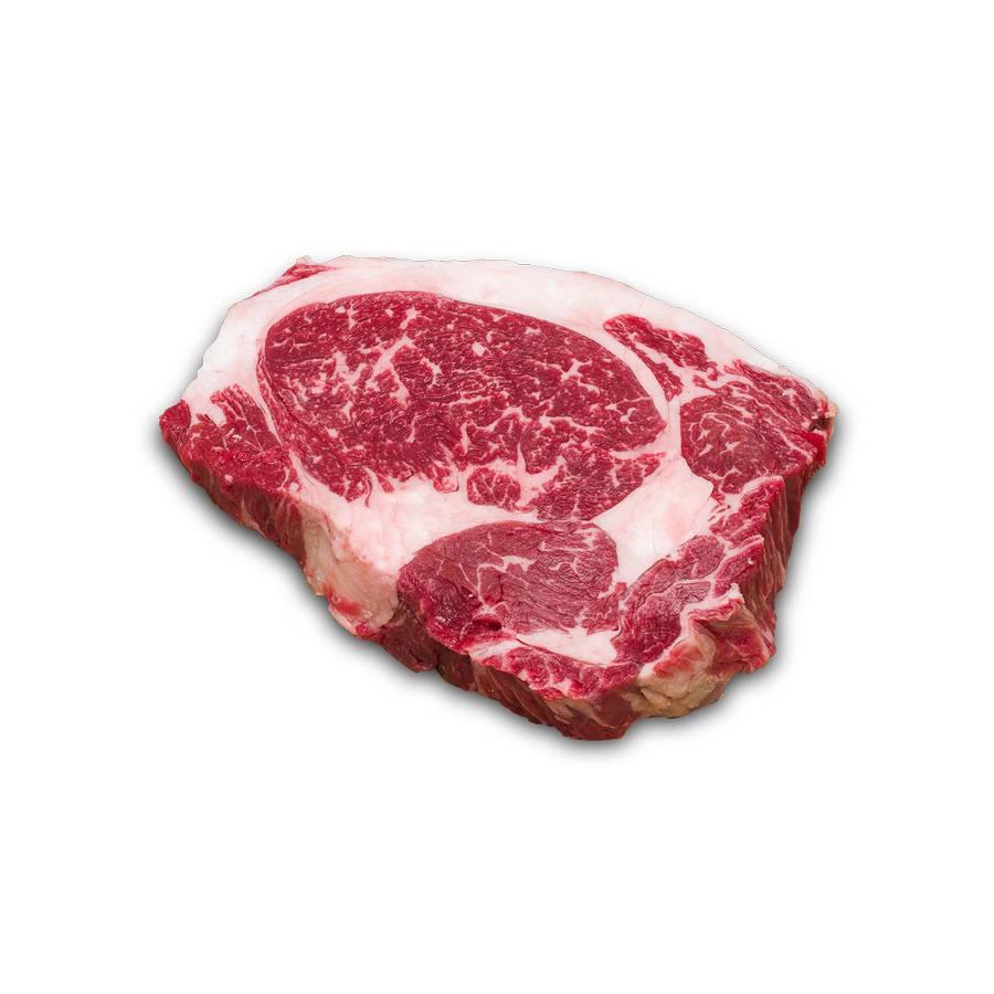 Rib Eye Steak (geschnitten)