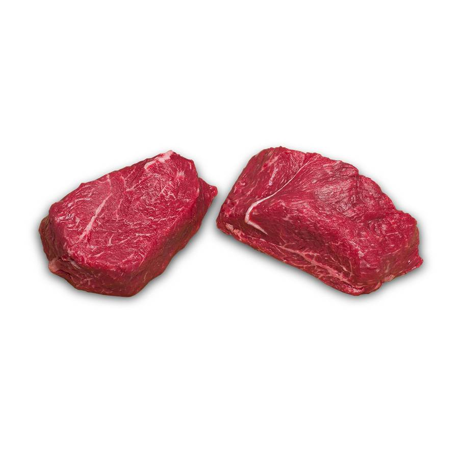 Huft Filet Steak (geschnitten)